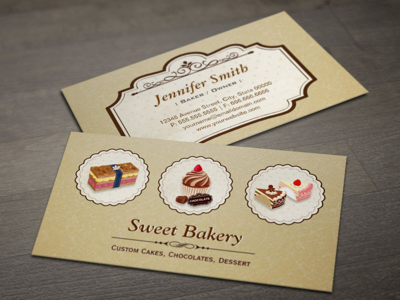 Fantastic Custom Double Sided Business Cards Ideas - Business Card ...