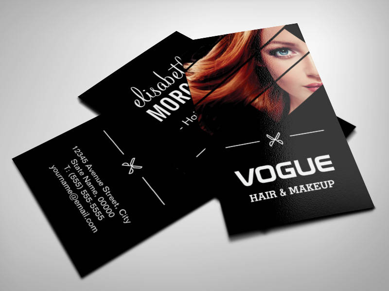 hair stylist business card template - pacq.co