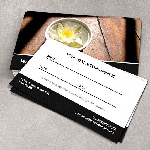 Featured Business Card Templates  BizcardstudioCom