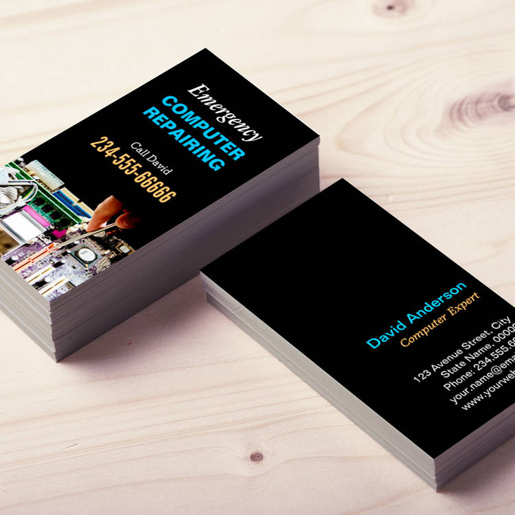 300+ Creative and Inspiring Business Card Designs - Page6 ...