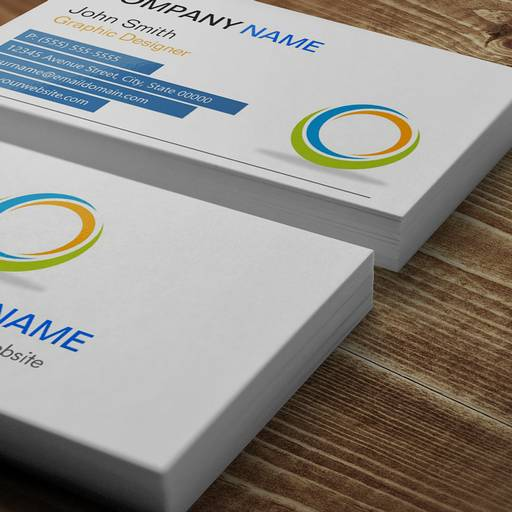 Customizable Modern Sphere Logo - Professional Stylish Business Card Templates