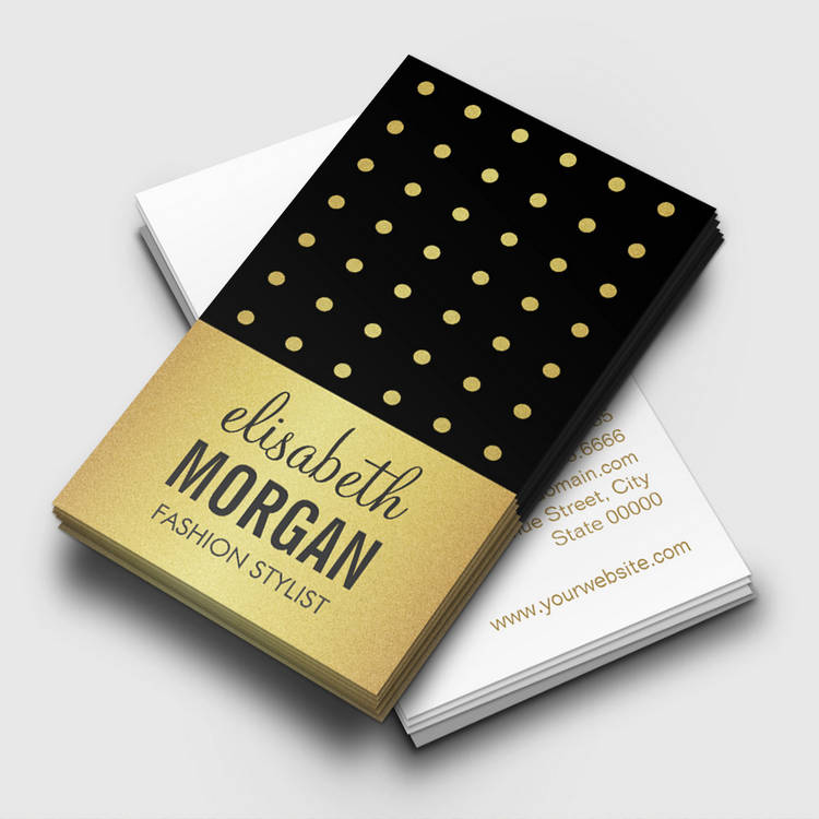 gold-business-card-templates