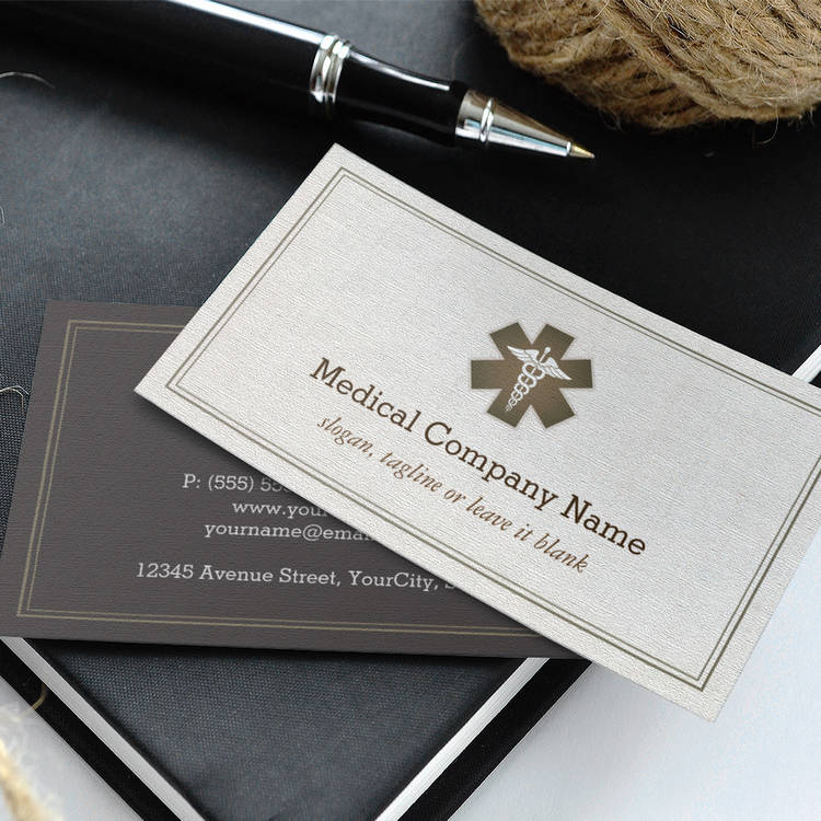 300 Creative and Inspiring Business Card Designs – Medical Business Card Templates